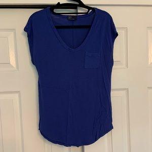 GAP Royal Blue T Shirt